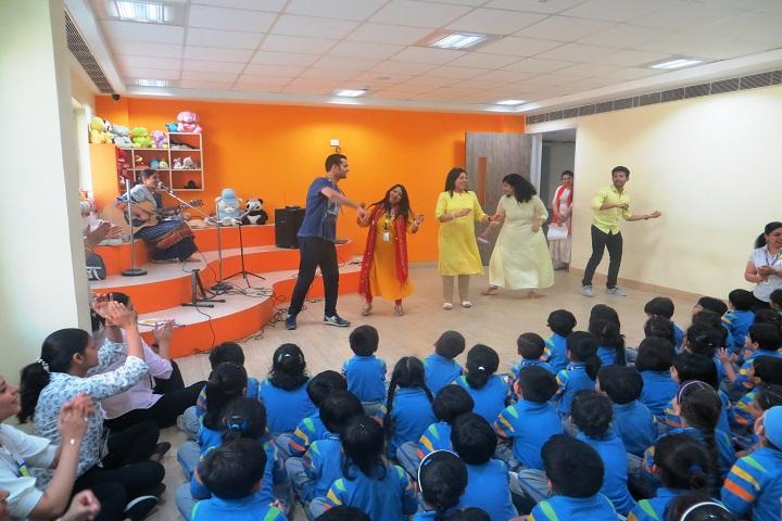 GD Goenka Public School-Events function