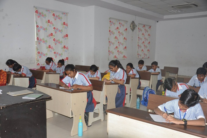GD Goenka Global School-Classroom