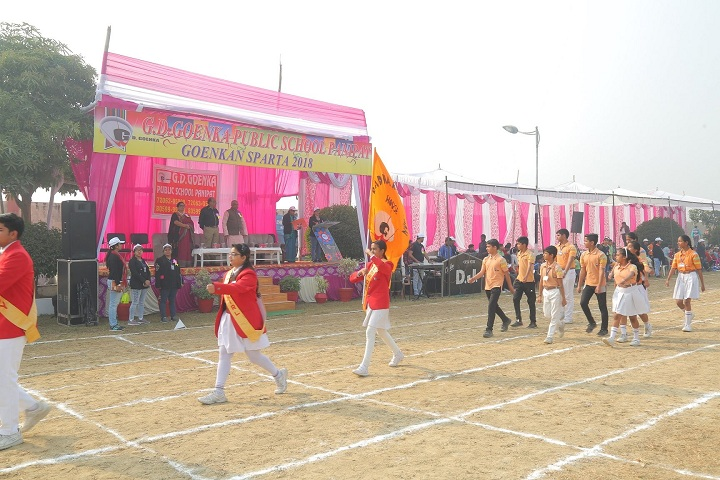 GD Goenka Global School-Annual Day