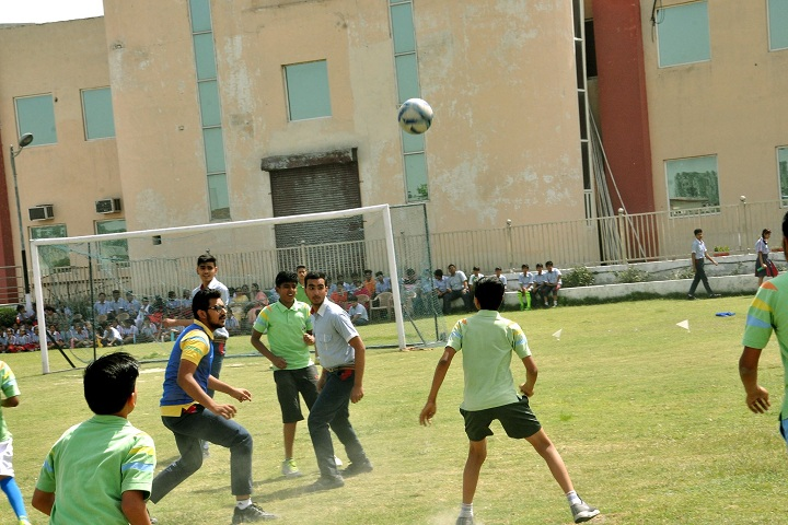 GD Goenka Global School-Sports Football