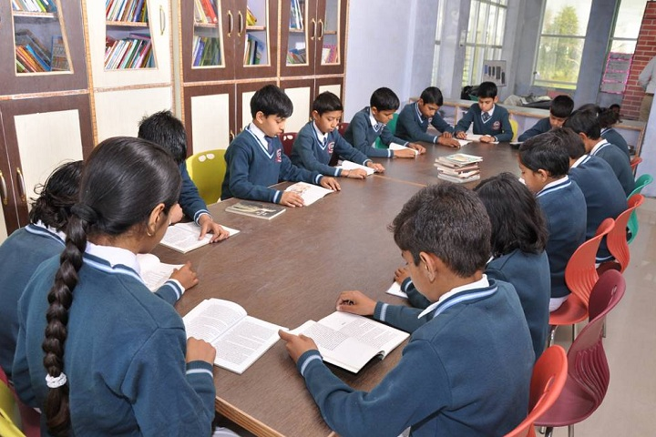 GR International School-Library