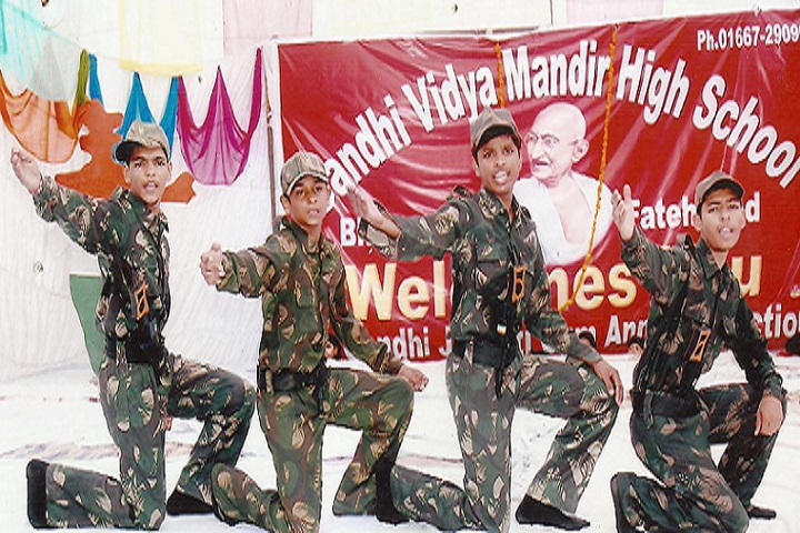 Gandhi Vidya Mandir School-Events