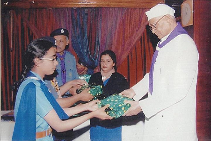 Gandhi Vidya Mandir School-Achievement
