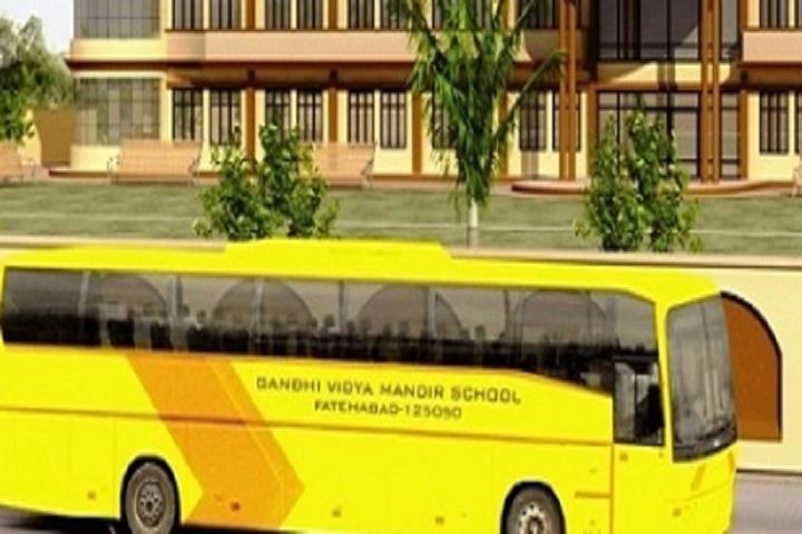 Gandhi Vidya Mandir School-Transport