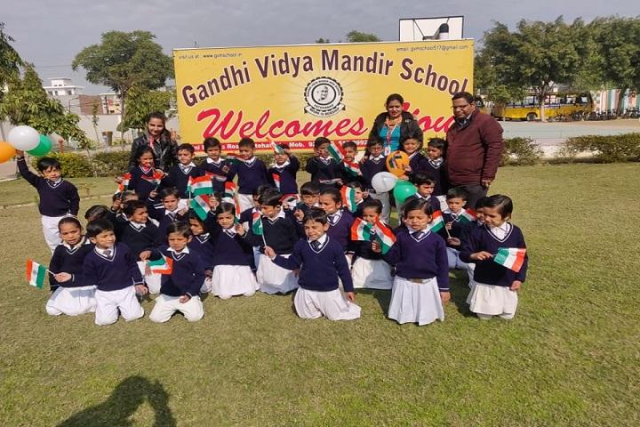 Gandhi Vidya Mandir School-Independence Day