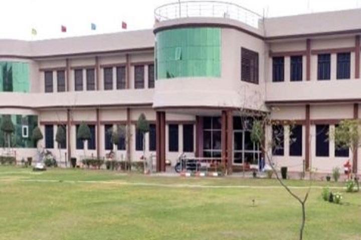 Gandhi Vidya Mandir School-School Building