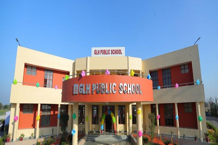 Ganeshi Lal Hindu Public School-Campus-View