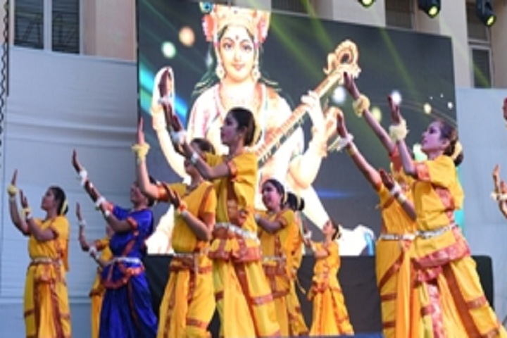 Ganga International School-Classical Dance