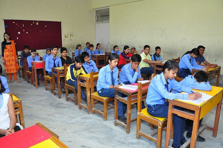 Ganga International School-Classroom