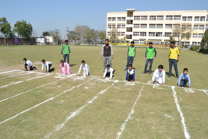 Ganga International School-Sports