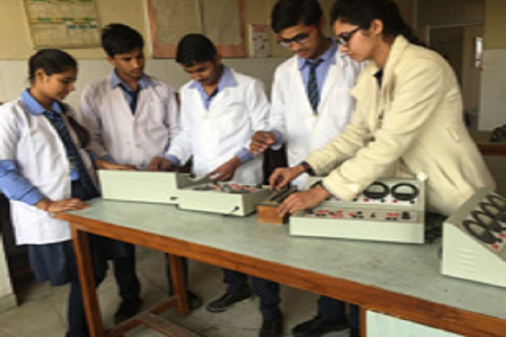 Ganga International School-Laboratory Physics