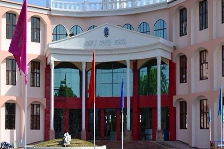Ganpati Convent School-Campus-View