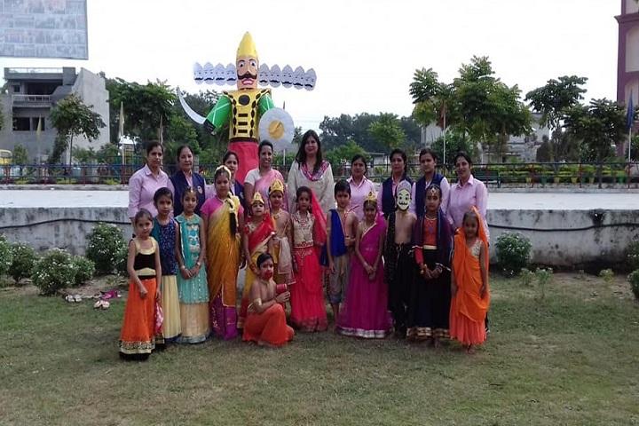 Ganpati Convent School-Events celebration