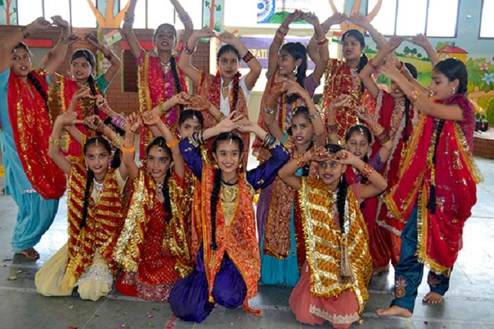 Ganpati Convent School-Events