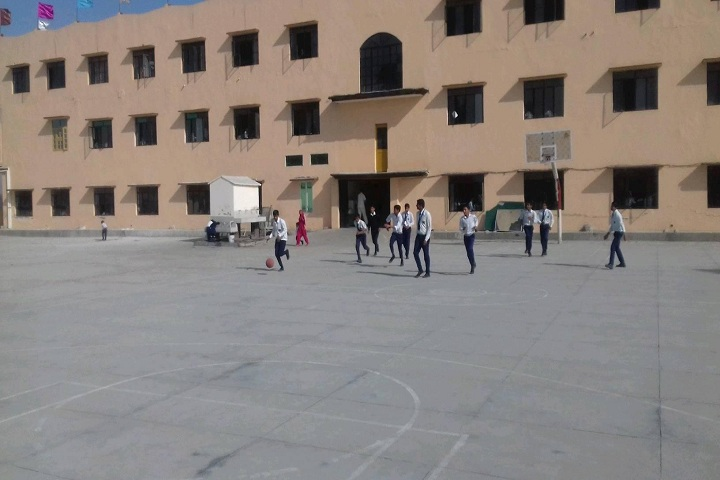 Geeta Senior Secondary School-Sports football