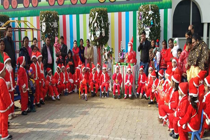 Geeta Vidya Mandir Public School-Events celebration