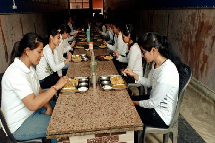 Geetanjali Senior Secondary School-Cafeteria