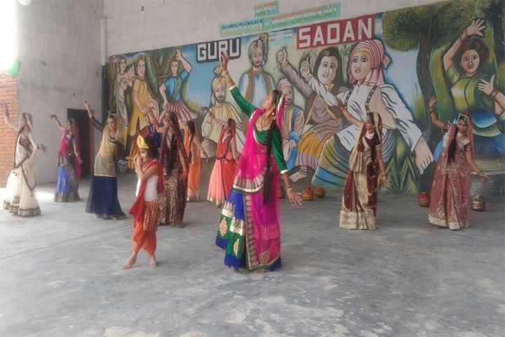 Geetanjali Senior Secondary School-Programme