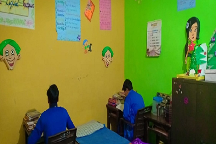 Geetanjali Senior Secondary School-Hostel