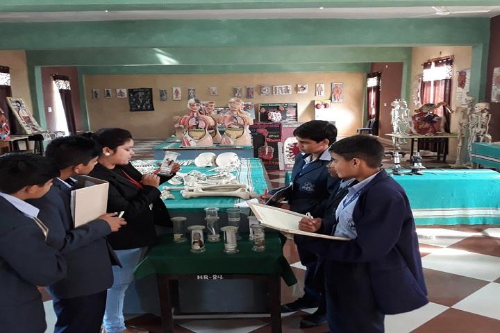 Geetanjali Senior Secondary School-Laboratory