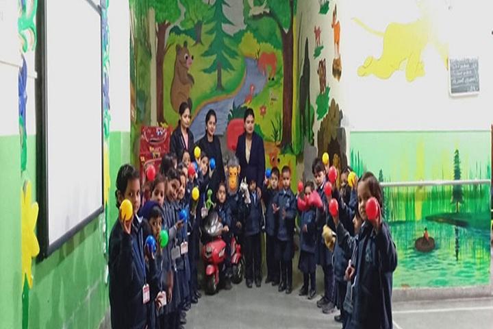 Geetanjali Senior Secondary School-Others