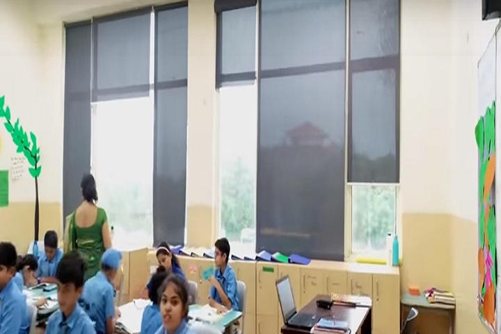 Gems International School-Classroom Activity