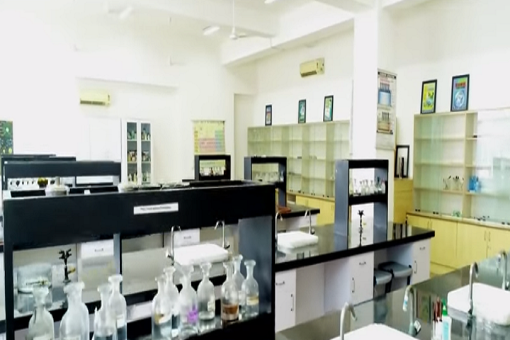 Gems International School-Laboratory