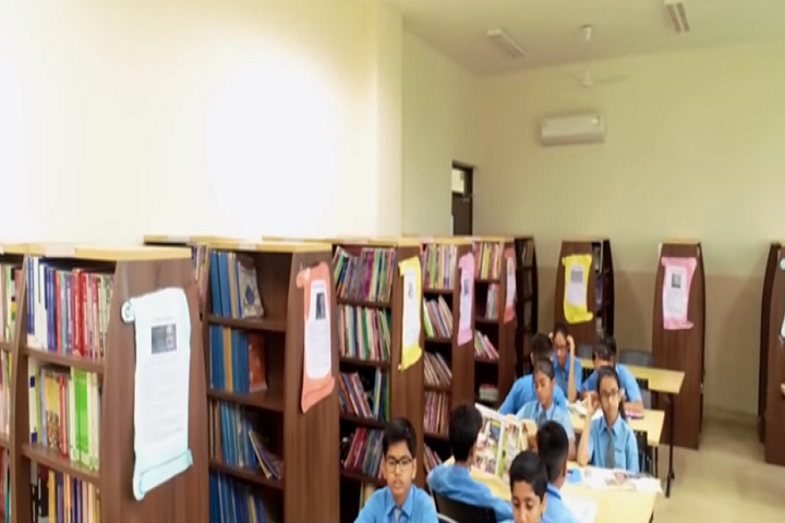 Gems International School-Library