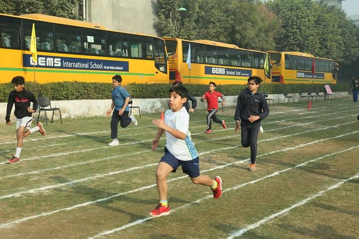Gems International School-Sports