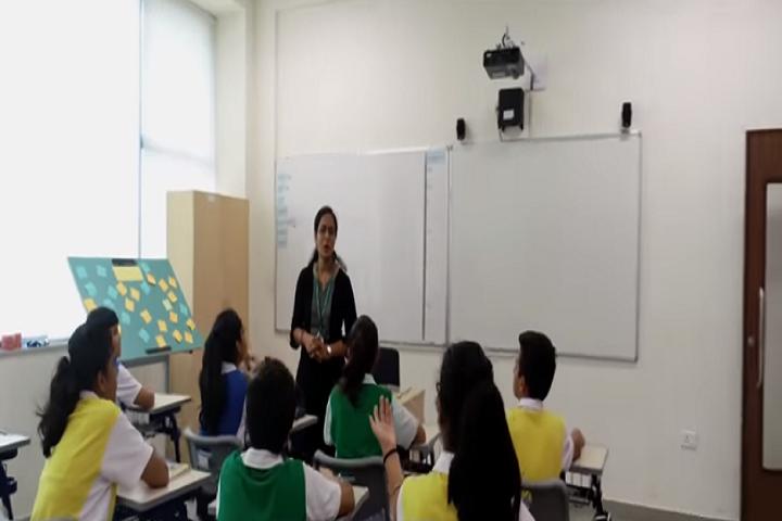 Gems Modern Academy-Classroom
