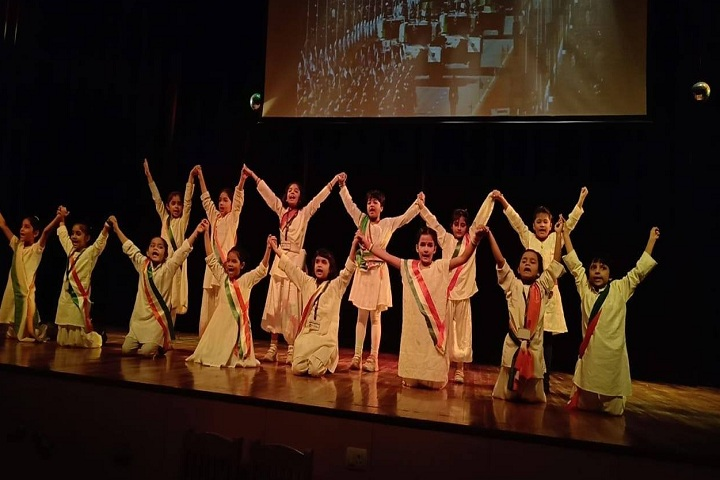 Gems Modern Academy-Independance Day