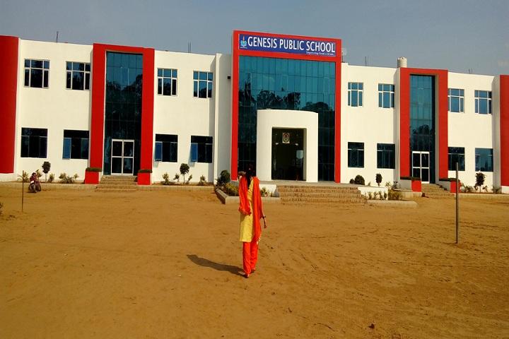 Genesis Public School-Campus-View