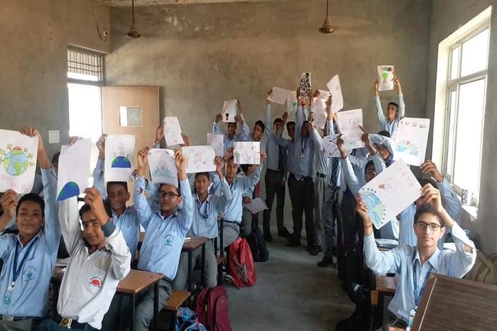 Genesis Public School-Classroom