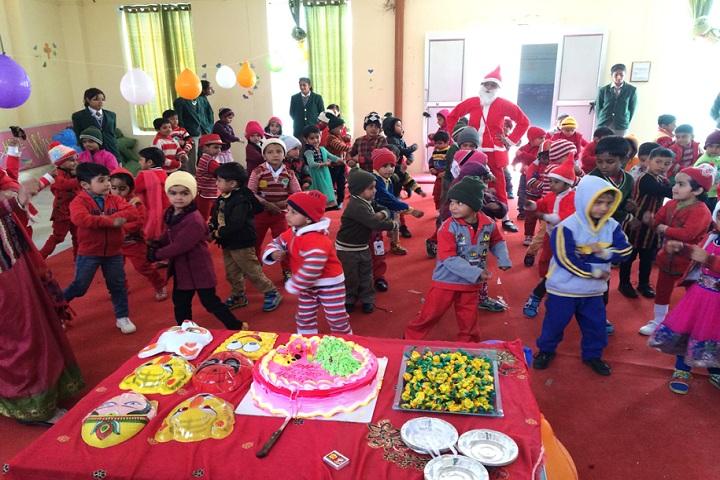 Genesis Public School-Christmas Party