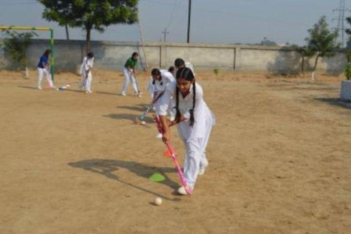 Gilly Mundy Memorial Community School-Hockey