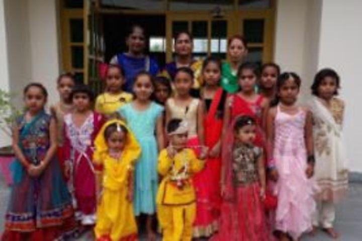 Gilly Mundy Memorial Community School-Kids