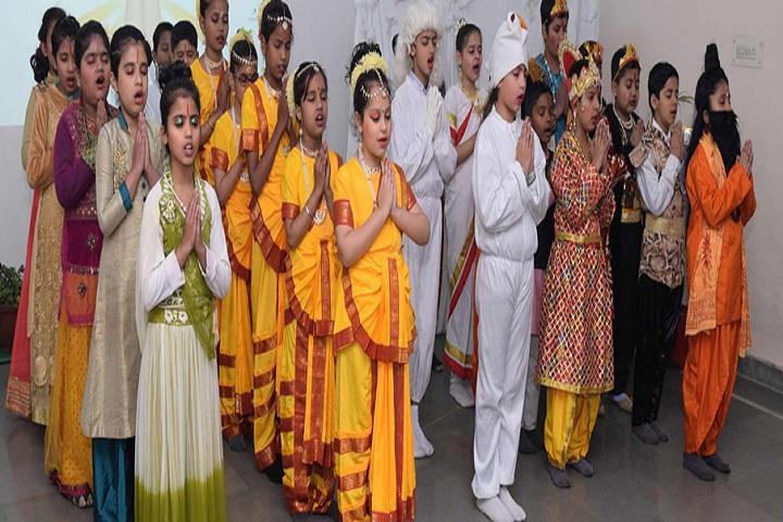 Gita Bal Niketan Senior Secondary School-Events