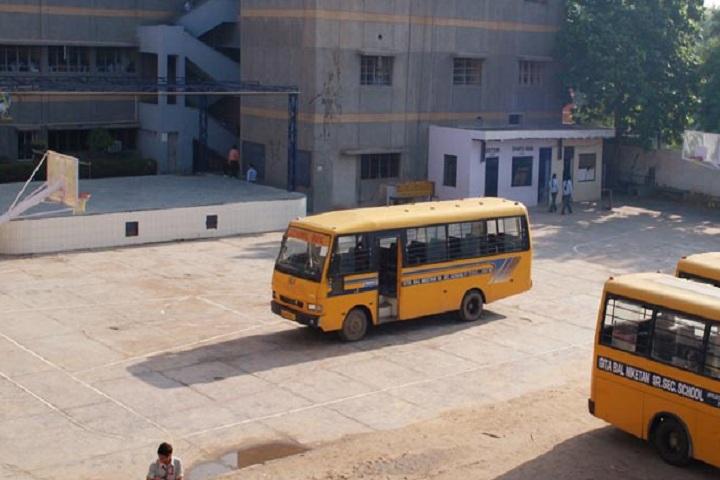 Gita Bal Niketan Senior Secondary School-Transport