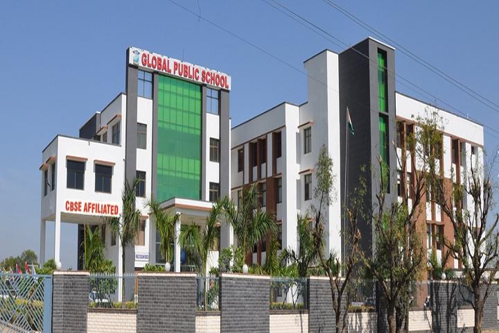 Global Public School-Campus-View