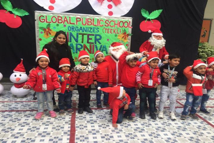 Global Public School-Events celebration