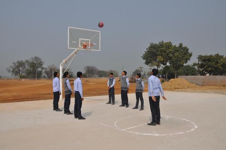 Global Public School-Sports vollyball