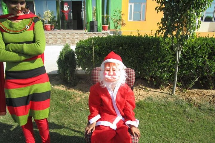Global Public School-Christmas celebrations
