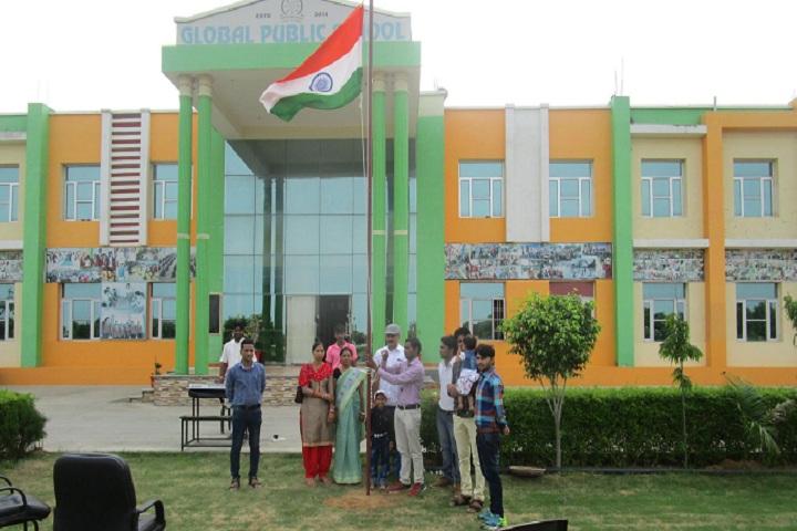 Global Public School-Independance Day