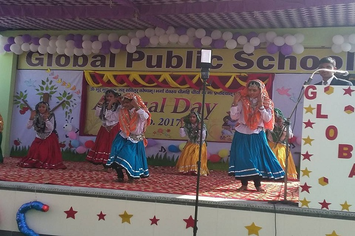 Global Public School-Childrens Day
