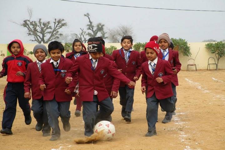 Global Public School-Sports