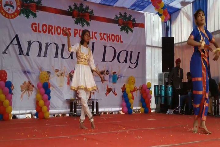 Glorious Public School-Dancing Activity