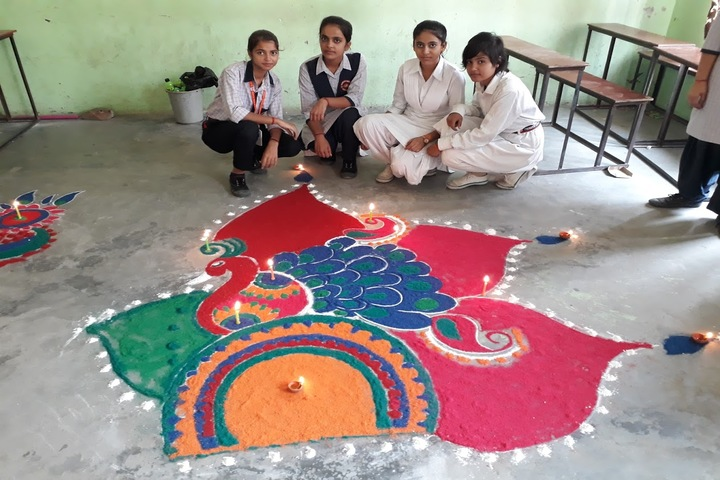 Glorious Public School-Diwali Celebrations