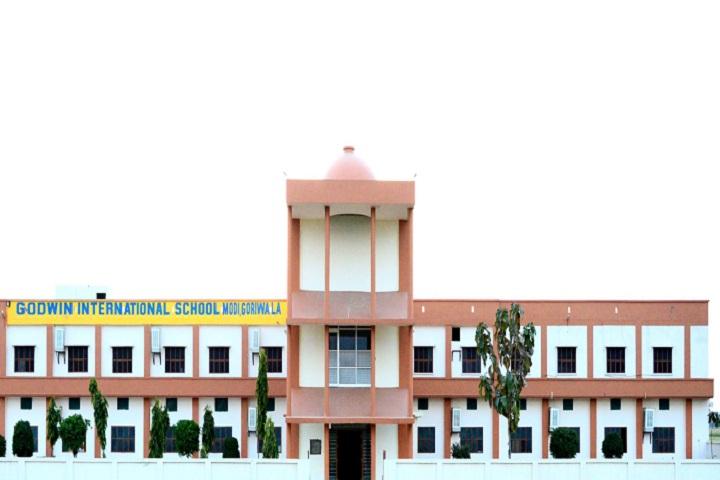 Godwin International School-Campus-View