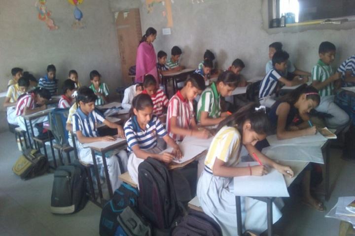 Godwin International School-Classroom