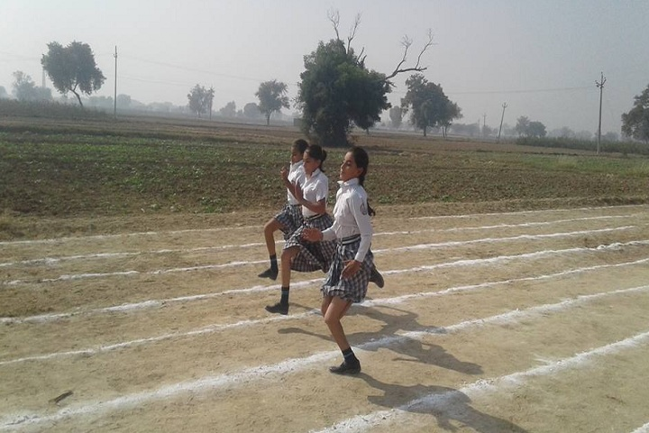 Godwin International School-Sports running